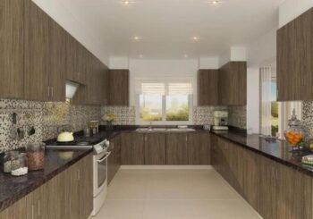 Kitchens Crystal Wooden Modern